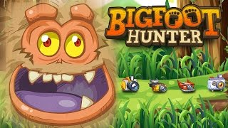 HUNTING BIGFOOT - Bigfoot Hunter App game