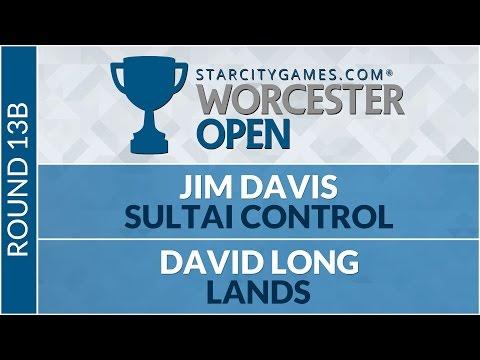 SCGWOR - Round 13b - Jim Davis vs David Long (Legacy)