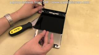 ipad mini glass screen replacement digitizer and lcd removal and installation