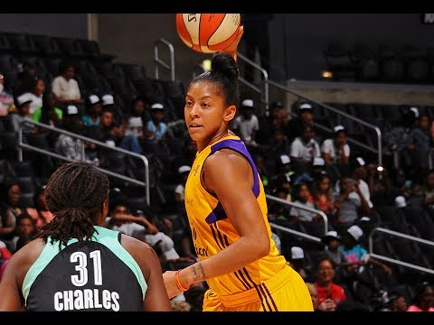 Best WNBA Player ESPY Winner: Candace Parker