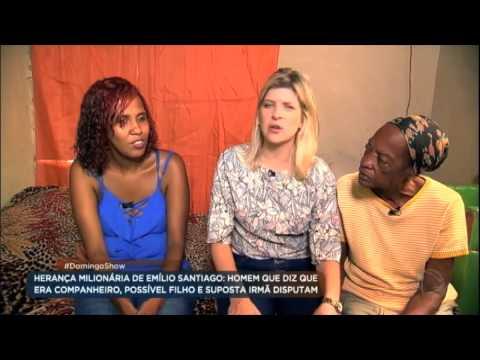 Madrasta de Emílio Santiago fala sobre a disputa pela herança do cantor
