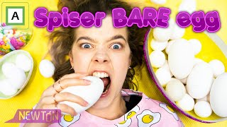 Download Video Hvor lenge klarer Lydia å leve på BARE egg? MP3 3GP MP4