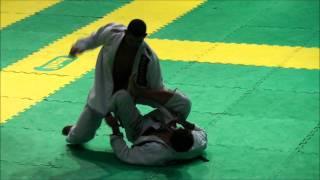 Rio Open 2011 final absoluto adulto faixa preta Ricardo Evangelista x Leandro Lo