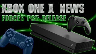 Microsoft Did It! The Massive Xbox One X News That Has Sony Rushing To Get The PS5 Out!