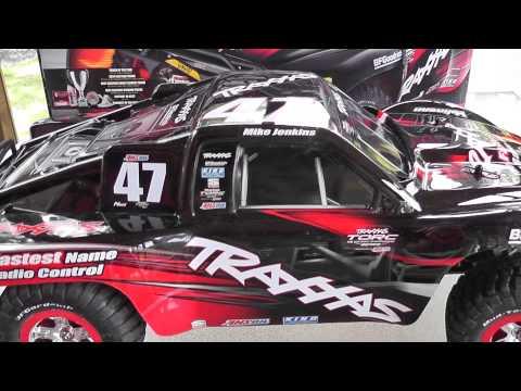 Traxxas slash 2wd brushless conversion doovi for Velineon 3500 brushless motor rebuild kit