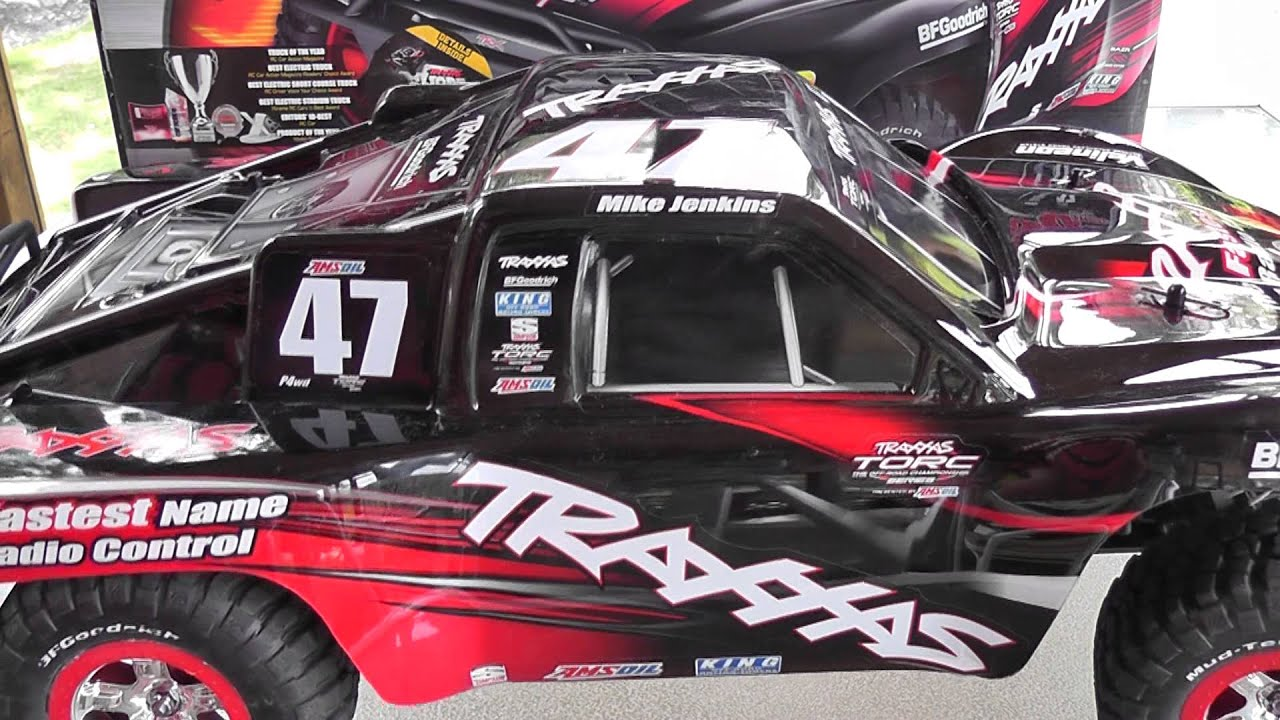 Traxxas Slash VXL 2wd Review