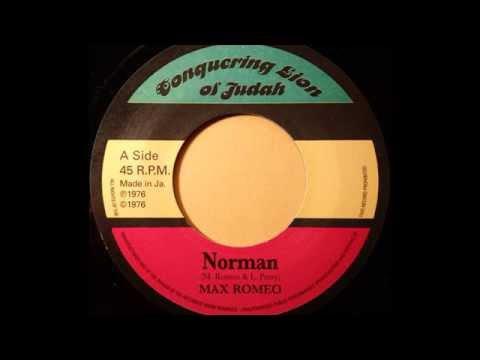 MAX ROMEO - Norman [1976]