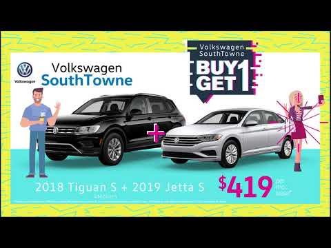 Volkswagen SouthTowne BOGO VW sale! South Jordan, UT