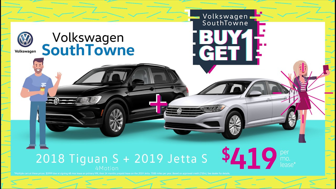 Volkswagen Southtowne Bogo Vw South Jordan Ut