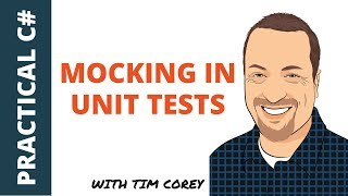 Mocking in C# Unit Tests - How To Test Data Access Code and More