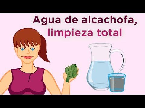Hacer te de alcachofa para adelgazar