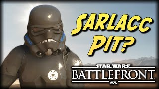My Partner Fell in the Sarlacc Pit : STAR WARS Battlefront Machinima