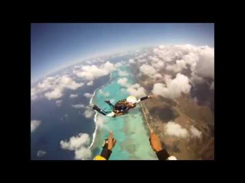 saut en parachute nouvelle caledonie