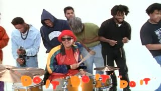 Jungle Brothers ft. De La Soul, Q-Tip And Monie Love - Doin' Our Own Dang (Official Video)