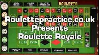 Play Free Roulette Royale at roulettepractice.co.uk