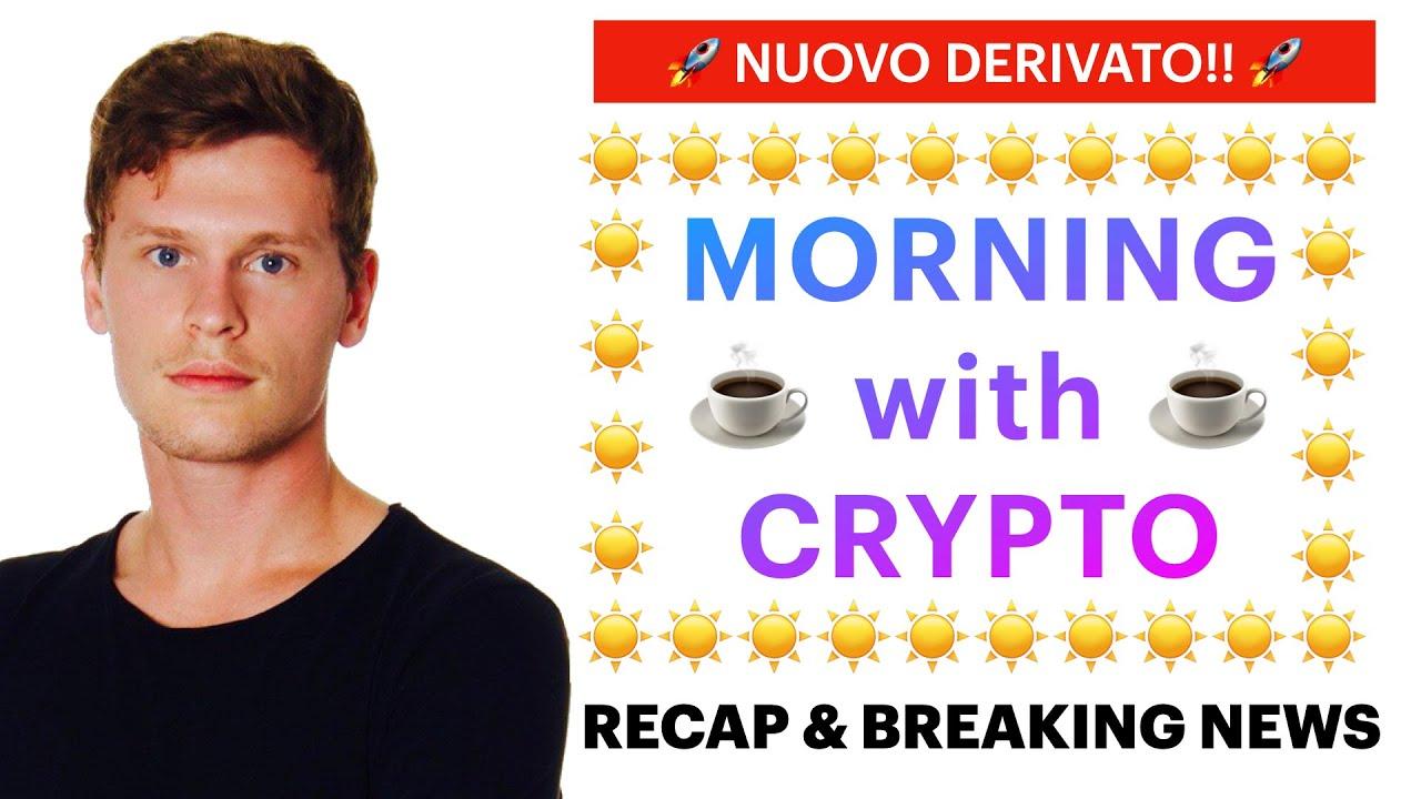 Derivati nel mercato crypto. Effetti e manipolazione del mercato