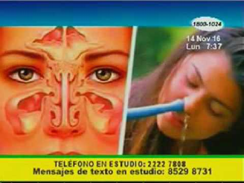 que tomar para sinusitis aguda