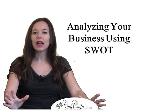 Analyzing Your Startup or Small Business with SWOT Analysis