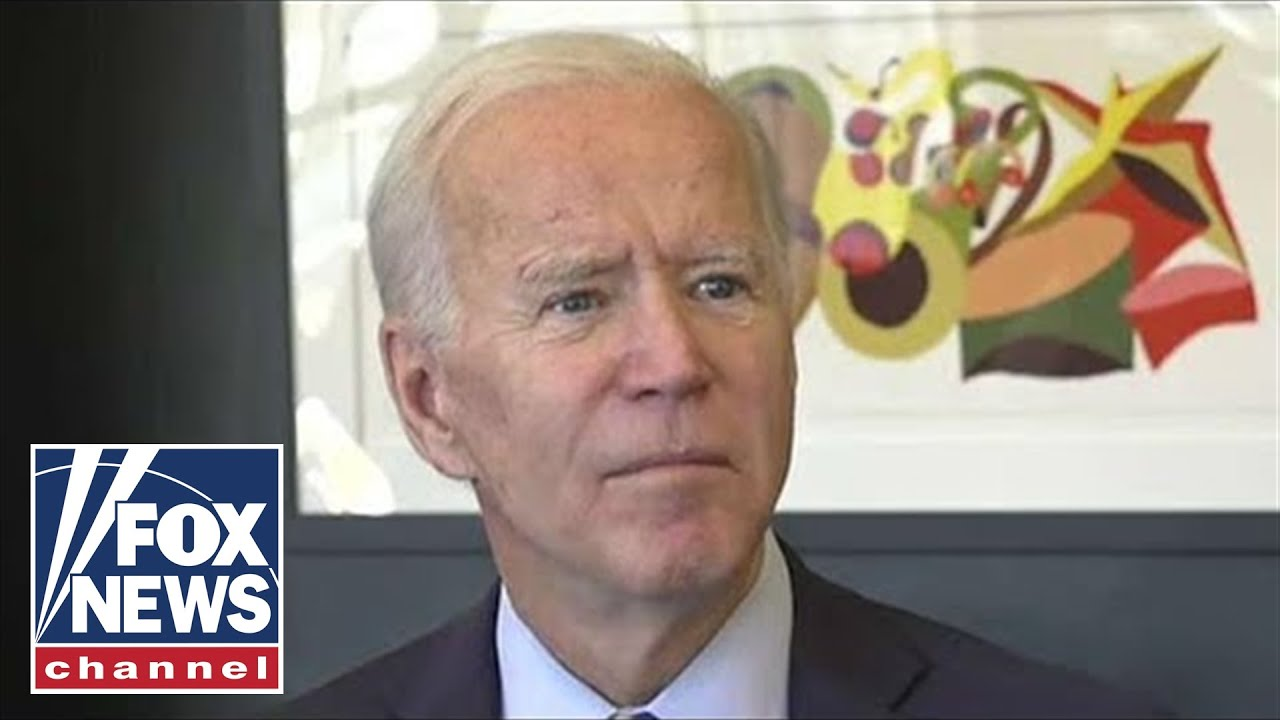 Joe Biden Comes Unglued Over Question About His Illegitimate Grandson
