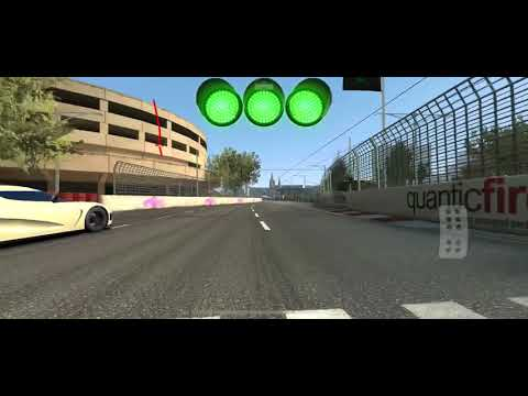 Real Racing3 Melbourne