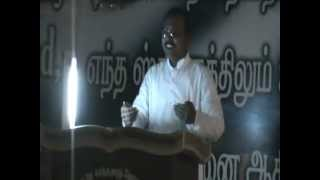 TAMIL CHRISTIAN REVIVAL MESSAGE- YOU ARE A CHOSEN ONE