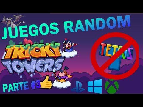 Tricky Towers Mucha Desesperacion V Juegos Random 3