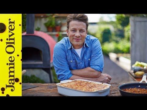 Crispy Duck Lasagne | Jamie Oliver