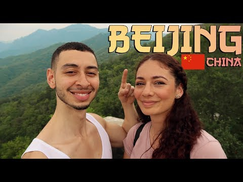 Beijing Travel Vlog 🇨🇳 What To Do China Guide | Jay & Rengin