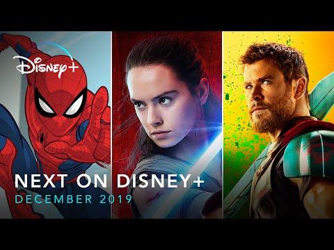 Visa On The Radio - VIDEO: NEXT On Disney + For December!