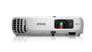 Epson PowerLite Home Cinema 600 3LCD Projector
