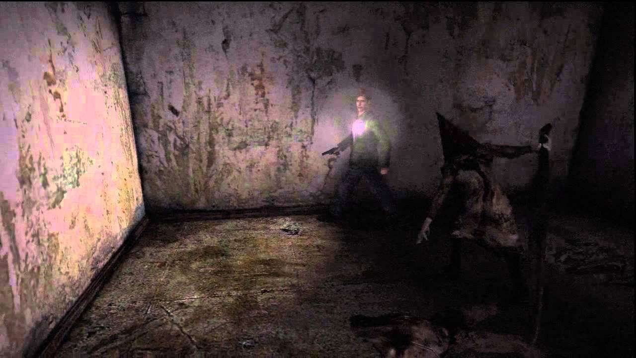 Silent Hill 2 Hd Hard Mode Boss Pyramid Head First Encounter No