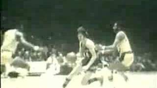 """Pistol"" Pete Maravich Highlights feat. Johnny Cash"