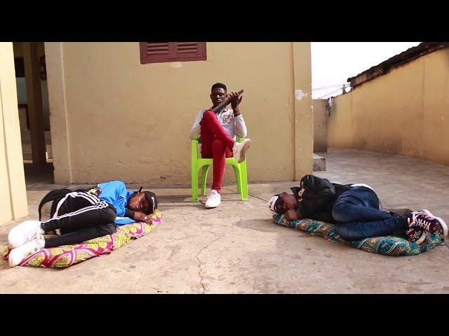 Medikal Omo Ada Dem Sleep Dance Video By YKD