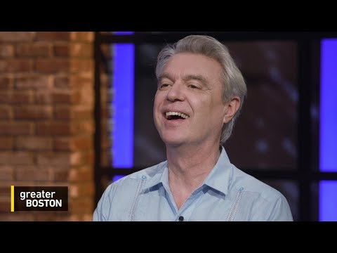 David Byrne Discusses His Latest Project, 'American Utopia'