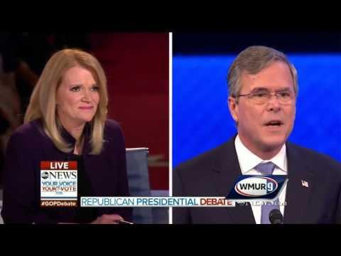 2016 GOP Debate: Candidates on inclusion of women in U.S. military