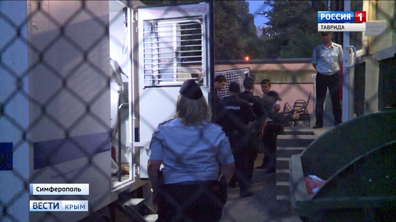 Киевский районный суд избрал меру пресечения ялтинскому полицейскому Константину Мишеневу
