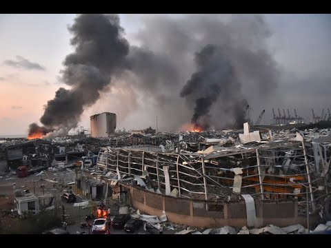 جرحى وفتلى في انفجار ضخم هزّ العاصمة اللبنانية بيروت  - نشر قبل 7 ساعة