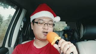 Lagu Krismas di kereta (Sabahan Karaoke Car)