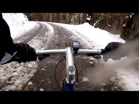 Monte di Badi, prima nevicata