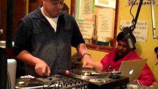 THE REMIX UNCUT: DJ CASH MONEY SET ON WRFG 89.3FM PART 2