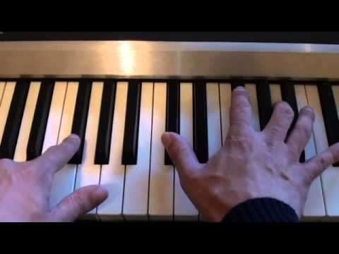 How to play Honest on piano - Future - Piano Tutorial