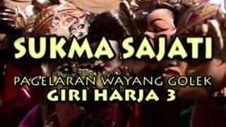 Wayang Golek SUKMA SAJATI Asep Sunandar Sunarya