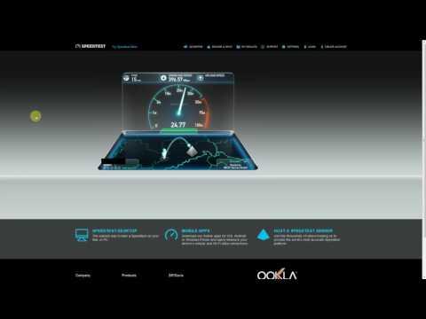 Speedtest 400Mbit/s Vodafone Kabel Germany Dresden