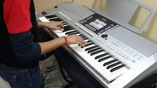 neele neele ambar piano cover by amogh narain