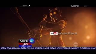 Indonesia Kembali Rilis Film Animasi Superhero Kece - NET12