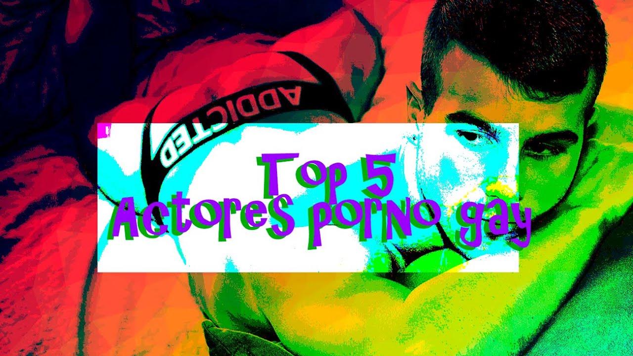 Actuacion Porno Gay top 5 actores porno gay #orgullolgtb