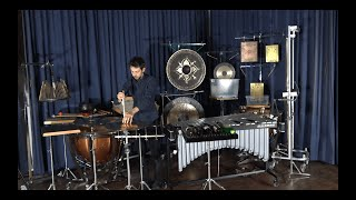 Badlands, Raphael Cendo performed by Corentin Marillier