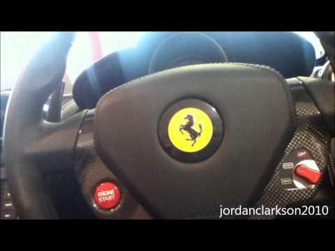 Ferrari California F1 - Interior and Exterior Tour