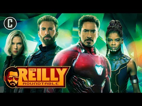 Will Avengers 4 Stick the Landing? - The Reilly Roundtable