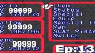 Súper Mario rpg truco de subir niveles